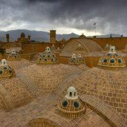 Hammam-e Sultan Mir Ahmad roof