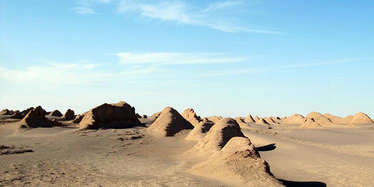 Iran Desert Trekking Tour