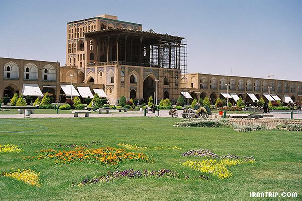 Ali Qapu isfahan
