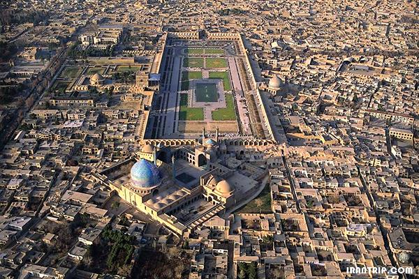 Shah Abbassi(Imam) Mosque isfahan