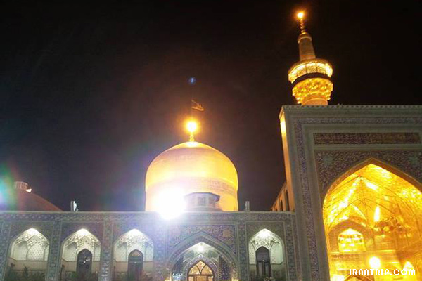 Holy Shrine of Imam Reza