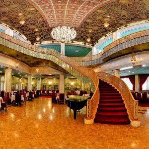hotel abbasi isfahan